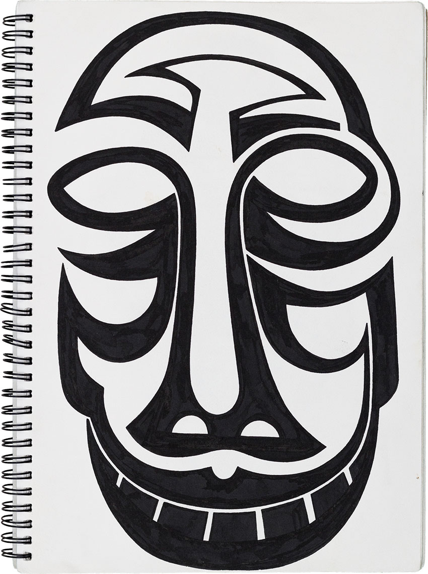 indianer muster vorlagen  minimalistisches hausdesign
